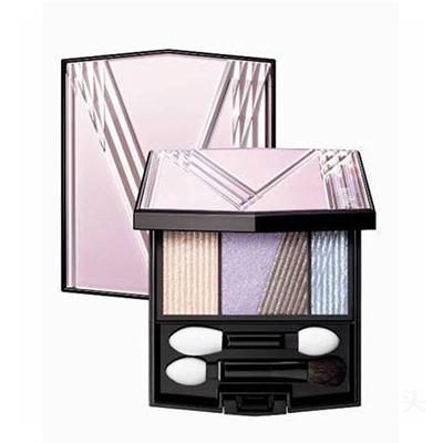 资生堂/Shiseido 心机集光4色眼影盘