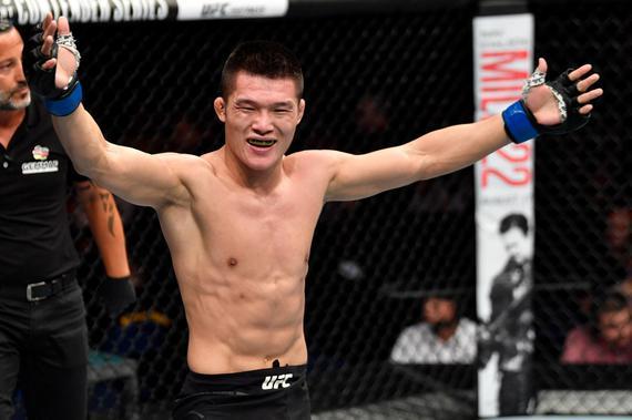 刘平原UFC釜山赛出战康金浩 阿拉腾黑利对阵班诺伊特