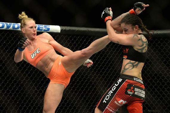 霍尔姆UFC243再战佩宁顿 澳本土女将安德森对决费尔恩