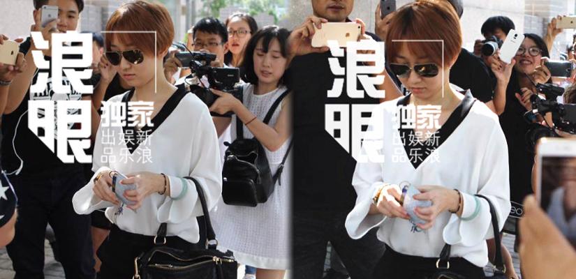 宋喆杨慧离婚案开庭 杨慧现身向媒体道谢