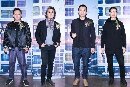 黄玉龙、张琪凯、崔宇、吴高钟