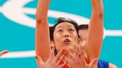 中国女排赛场BGM绝了