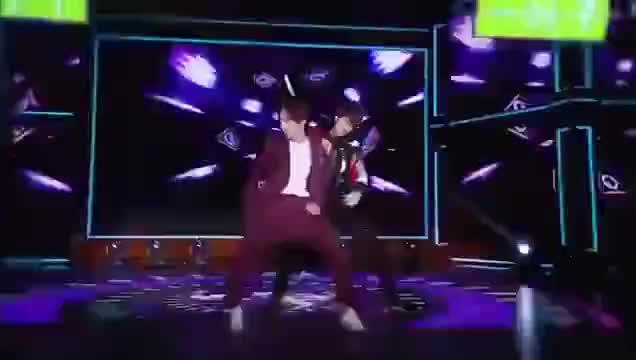 尹正R1SE热舞