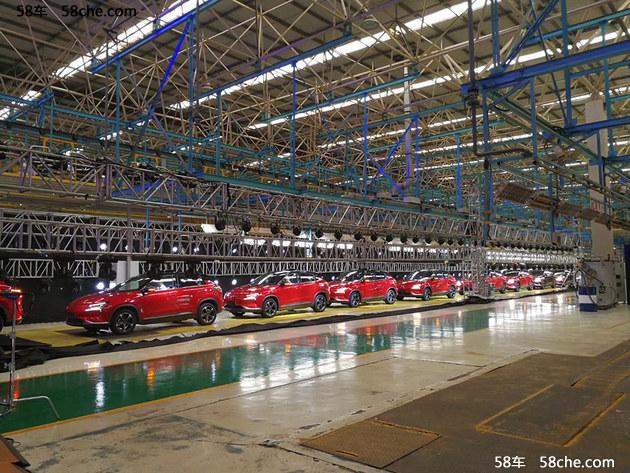 小鹏首款量产车正式亮相 定位纯电动SUV