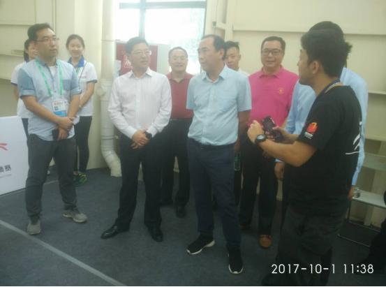 德阳市委副书记、市长赵辉考察西南国际汽车城