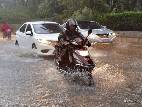 北方开启暴雨模式 多地迎今年最强降雨