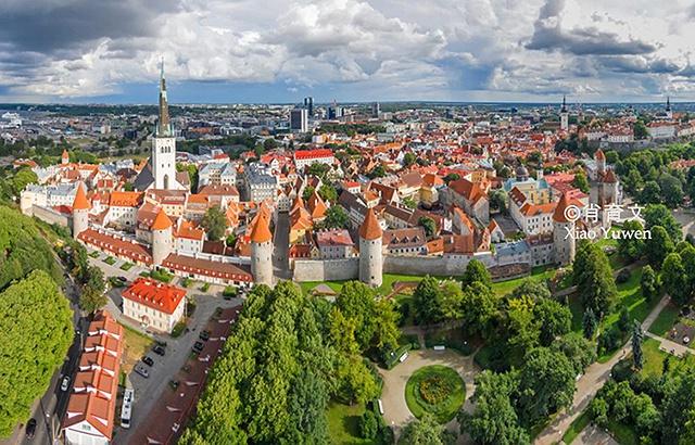 爱沙尼亚:全球最佳旅行目的地长啥样