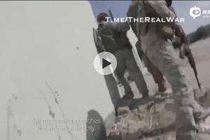 伊拉克库尔德武装意大利雇佣兵实战录像