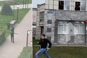 俄彼尔姆大学枪击致8死多伤 使馆称中国学生均安全