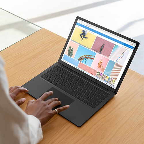 送Surface Laptop 3