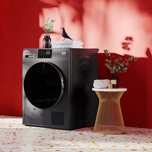 吉德双变频热泵干衣机