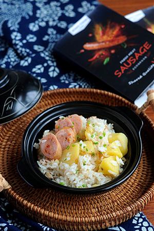 懒人福音砂锅土豆饭