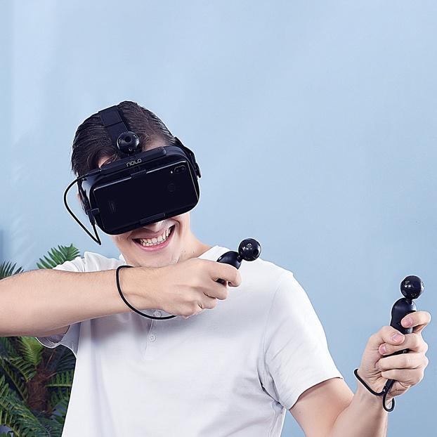 天翼云VR线下体验