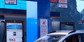 越南令人吃惊的路况和油价