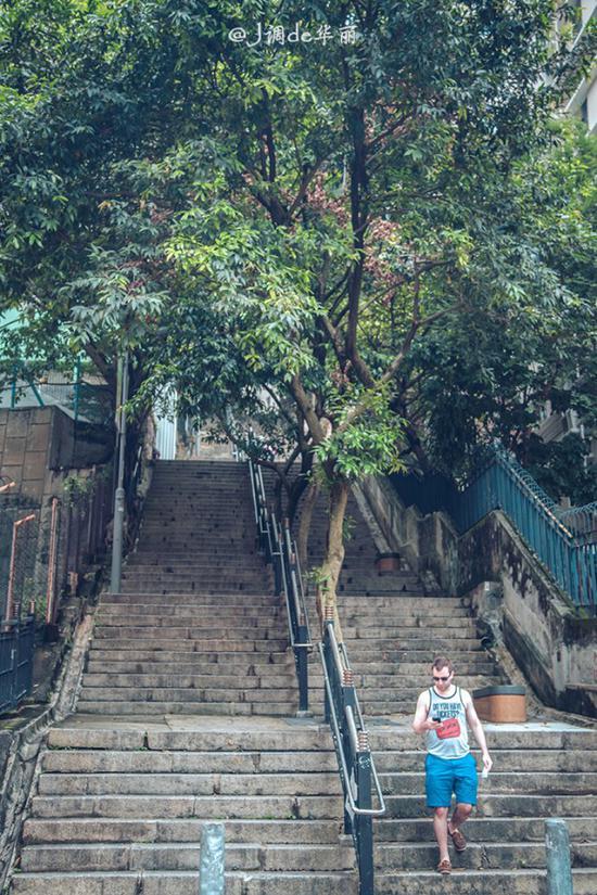 漫步香港上中环 小资文艺范十足的个性旧城