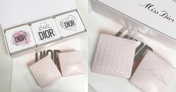 Dior花漾迪奥情人沐浴礼盒