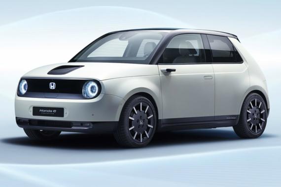 2022年本田将停售欧洲市场内燃油车辆