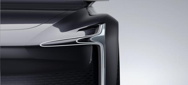 Hopium发布Machina全球首款氢动豪华轿车 计划2026年量产