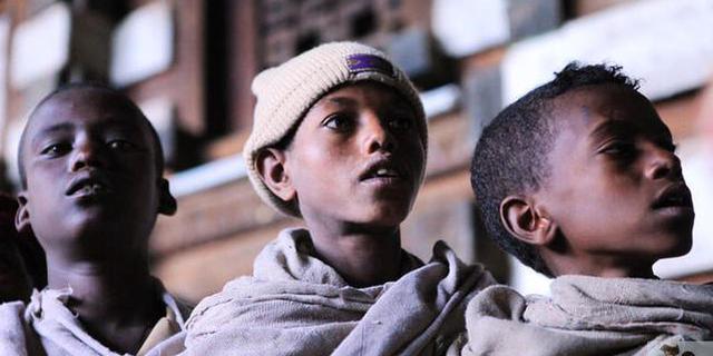 我镜头里的埃塞俄比亚人