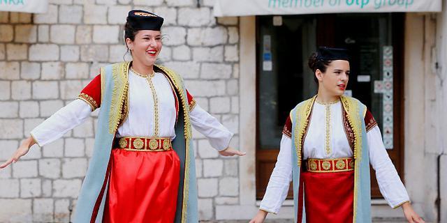 黑山共和国的民族舞蹈
