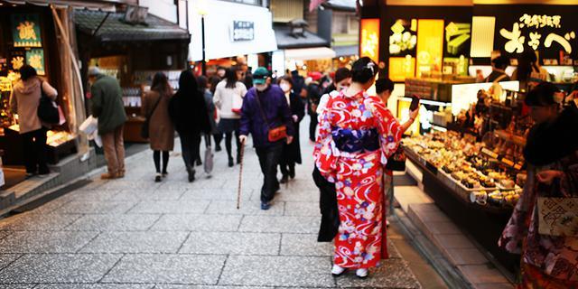 浮生京都一日闲