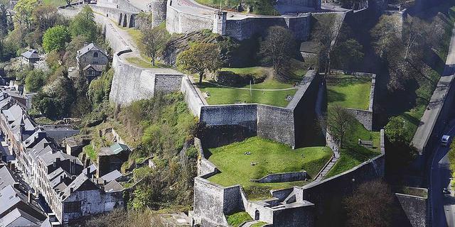 欧洲历史上最坚固的堡垒