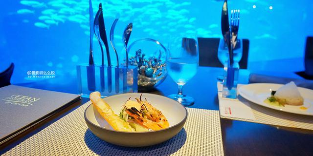 在海底吃西餐是种怎样的享受?
