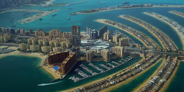 迪拜,一个宛如科幻电影的国度