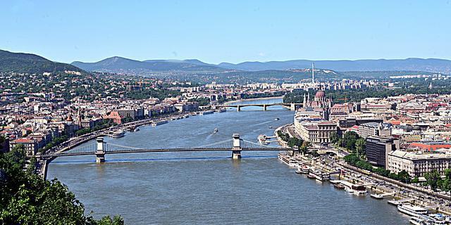 多瑙河明珠布达佩斯
