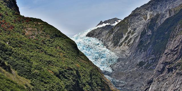 消逝中的冰川双子星