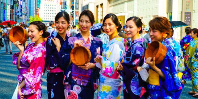 与日本泼水节不期而遇