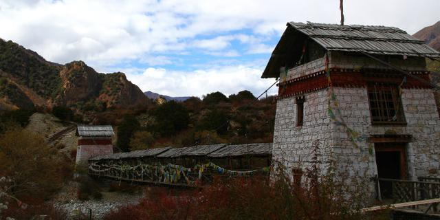茶马古道上的千年驿站
