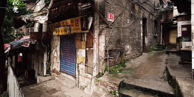 历史上著名的古老街区