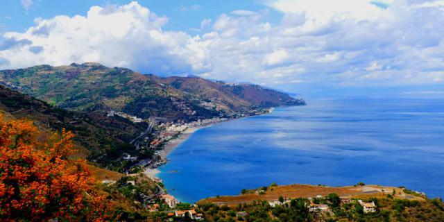 西西里,意大利的美丽之源