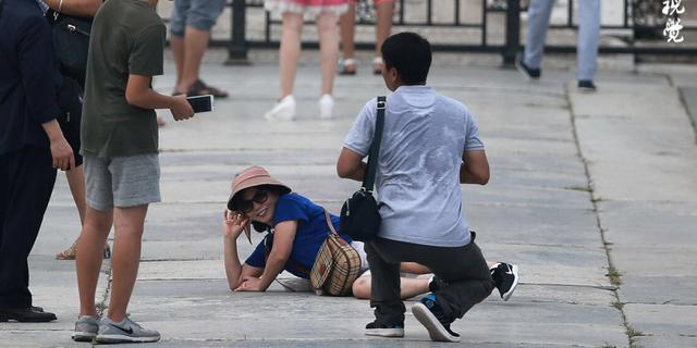 北京故宫的滑稽与幽默