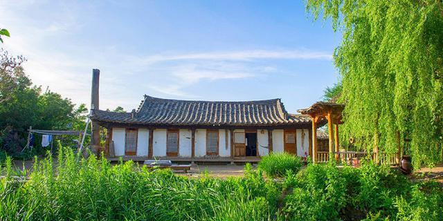 探访延边图们朝鲜族百年部落