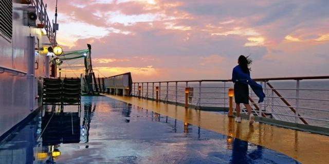 歌诗达邮轮大西洋号完美体验