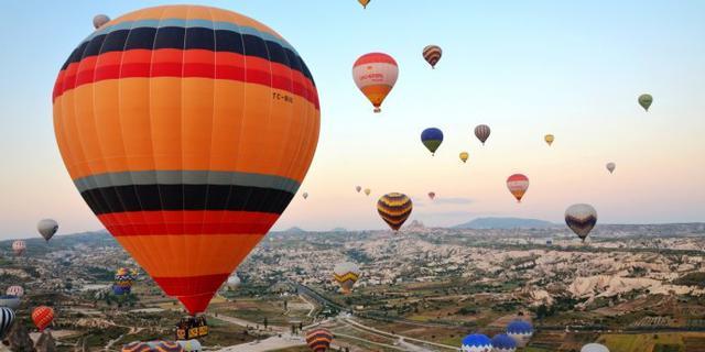 想带你去浪漫土耳其