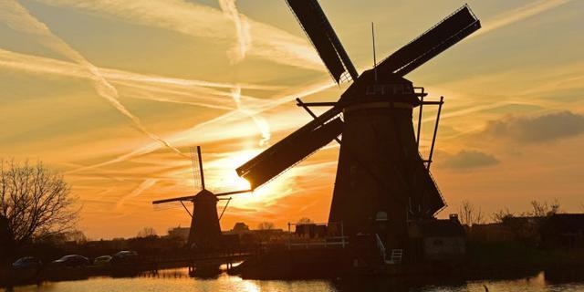 鹿特丹小孩堤风车村