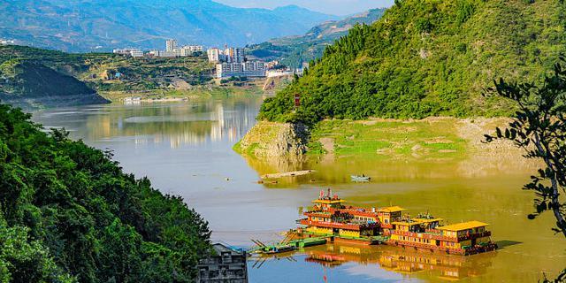 如今的长江三峡是什么样的
