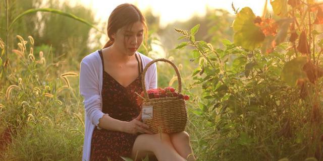 她放弃高薪工作打造田园生活