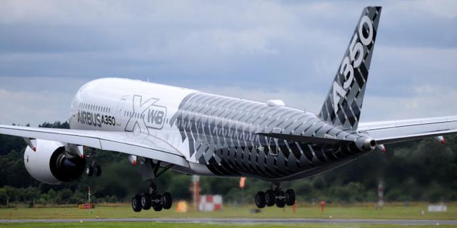 空客国航A350首飞体验