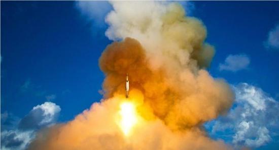 美媒称美国渲染洲际导弹试验 目标指向中俄朝