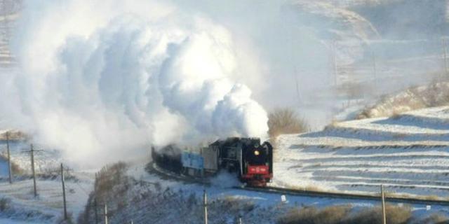 蒸汽火车:即将消失的风景