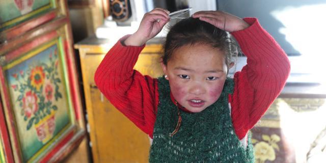 藏北牧民过年要过2个月