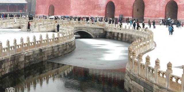 紫禁城的雪
