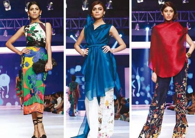 2017巴基斯坦春夏时装周