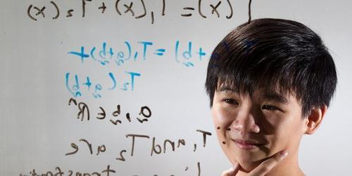 等到Tristan明年从奥大毕业的时候,他才仅仅16岁。