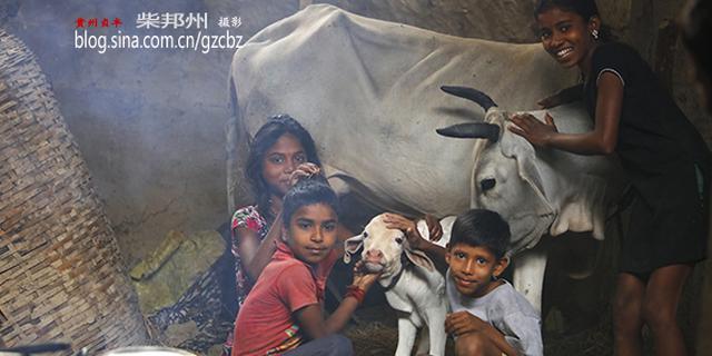 尼泊尔少数民族原生态村落