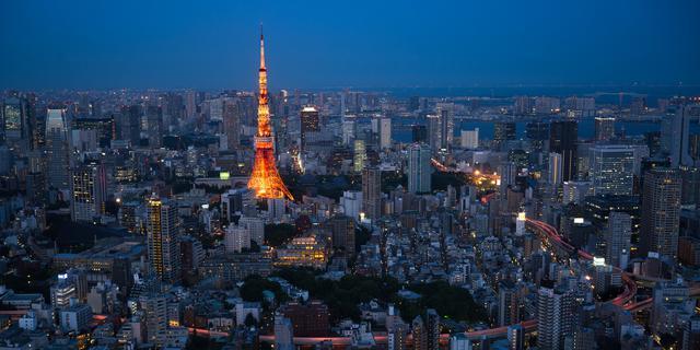 东京拍风光全攻略